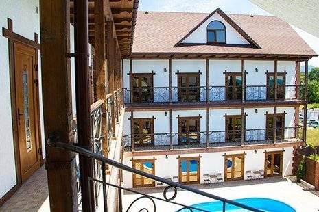 Гостевой Дом Вилла Лагуна