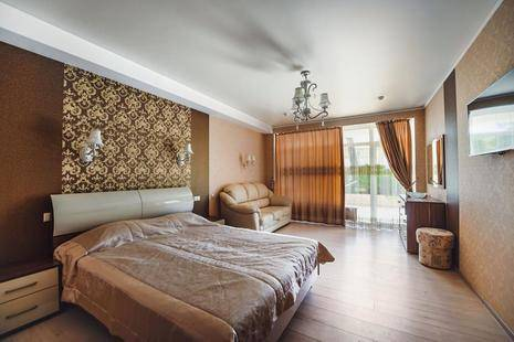 Отель Ива Мария