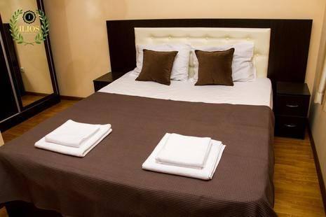 Отель Илиос