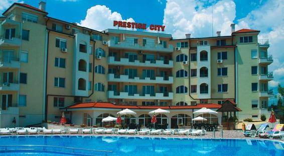 Aparthotel Prestige City 1