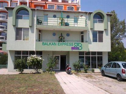 Villa Balkan Express