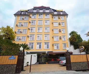 Марианна Отель