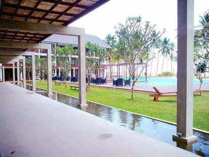 Surya Luxury Resort
