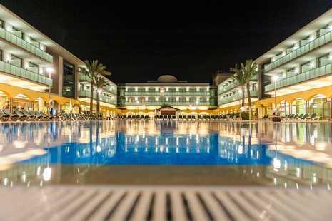 Mediterraneo Benidorm Hotel
