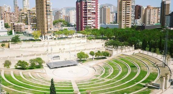Port Fiesta Park