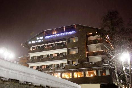St.Hubertus Garni Hotel