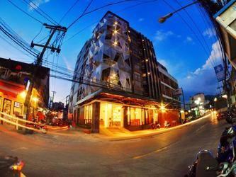 Forty Winks Phuket Hotel 3*