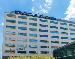 Aparthotel Atenea 4*
