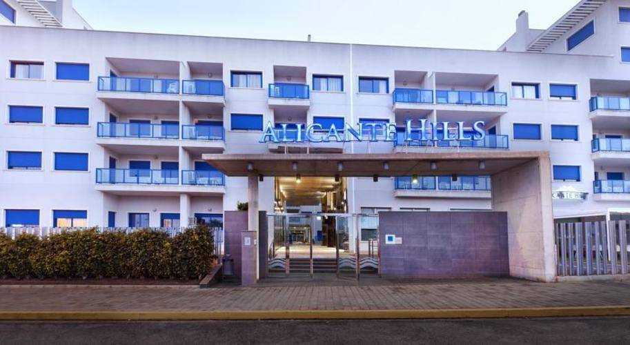 Exe Alicante Hills (Ex Aparthotel Alicante Hills)