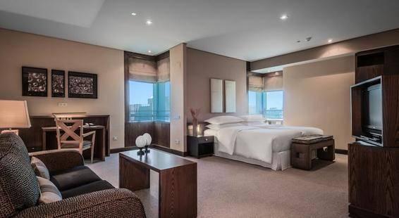Sheraton Madrid Mirasierra Hotel & Spa