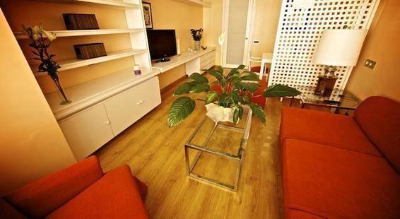 Apartamentos Sercotel Eurobuilding 2