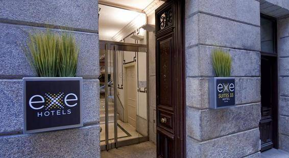 Exe Suites 33 Hotel
