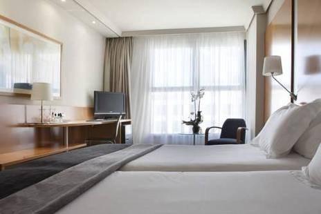 Exe Puerta Castilla Hotel