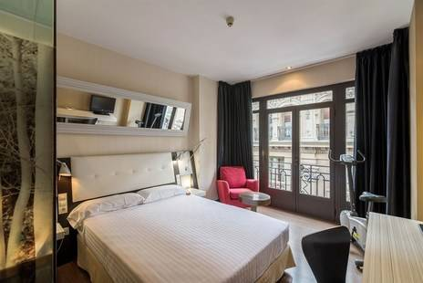 Hotel Petit Palace Ducal Chueca Plus
