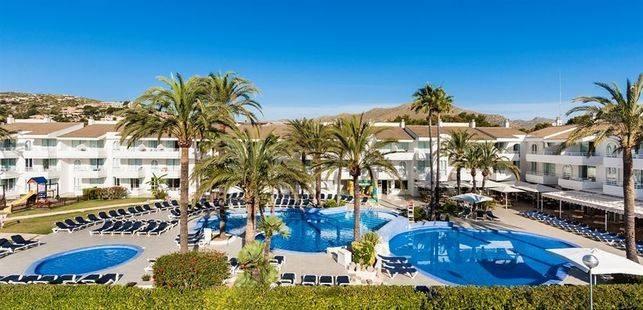 Hoposa Hotel & Apartments Villaconcha