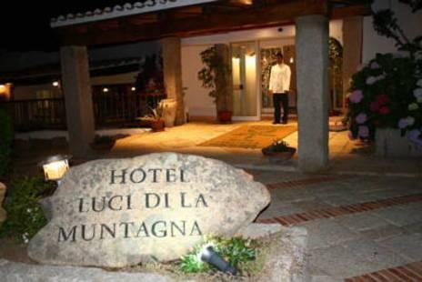 Luci Di La Muntagna Hotel