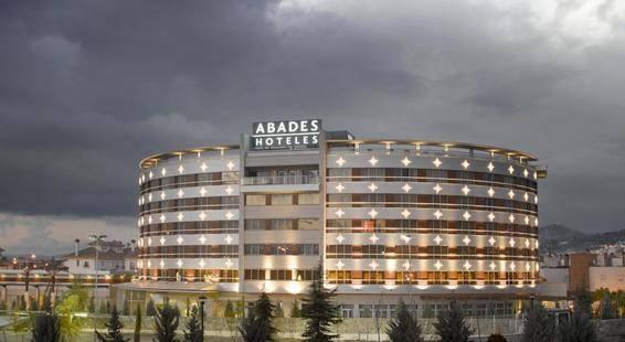 Abades Nevada Palace