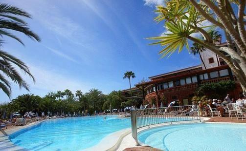 Hotel Parque Tropical
