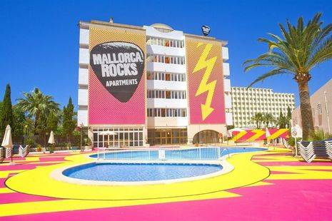 Mallorca Rocks Apartments