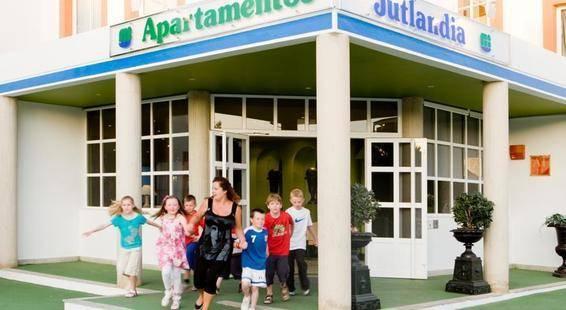 Apartamentos Jutlandia