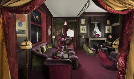 Barriere Le Fouquet's (Ex.Fouquet Hotel)