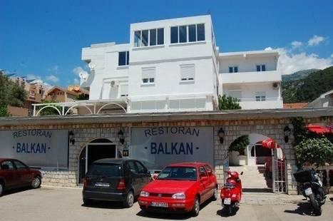 Apartments Balkan