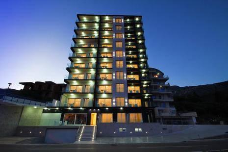 Aparthotel Shine