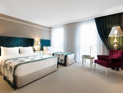Metropolitan Hotel Taksim