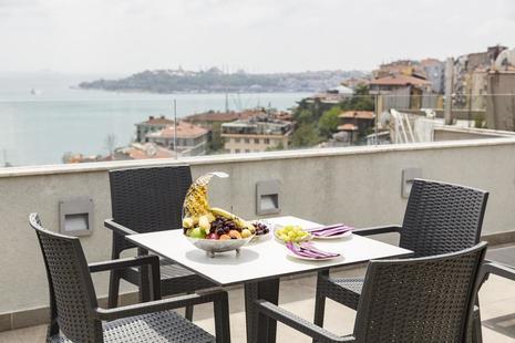 Mercure Istanbul Taksim Hotel