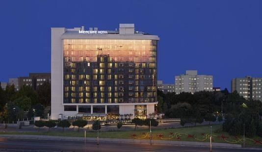 Mercure Istanbul Topkapi Hotel