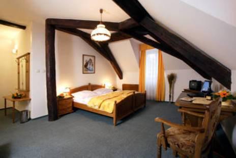 Maly Pivovar Hotel