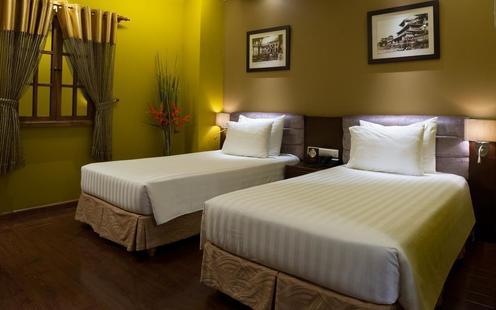 Grand Silverland Hotel & Spa