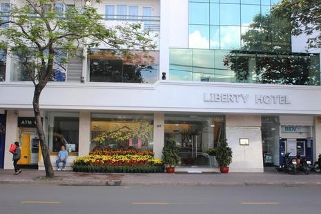 Liberty Hotel Saigon Greenview