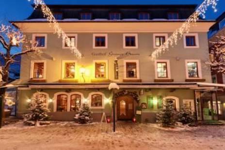 Gruener Baum Hotel