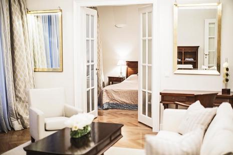 Palais Coburg Hotel Residenz