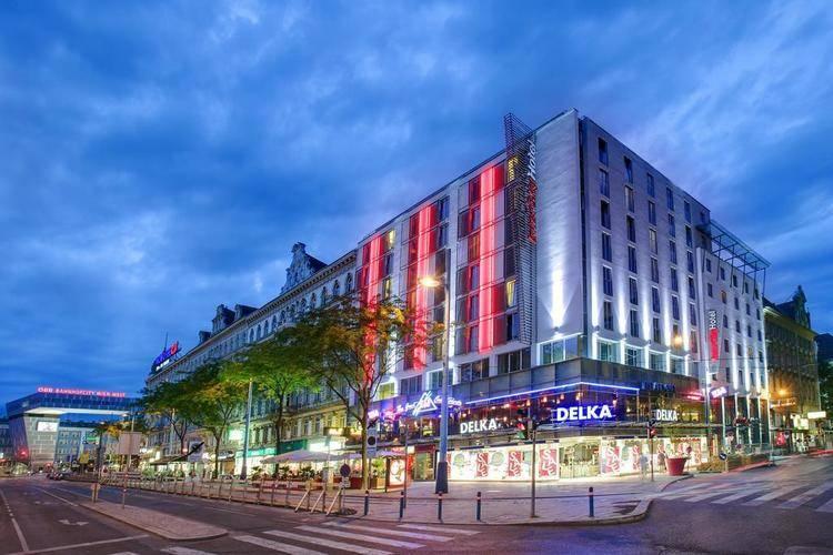 Intercity Hotel Vienna