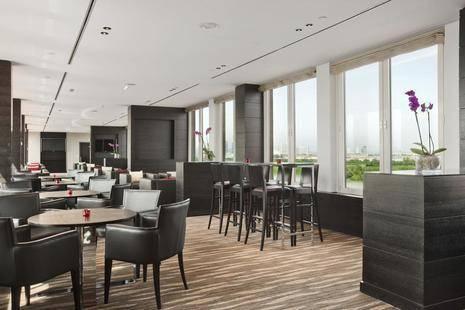 Hilton Vienna Danube Waterfront Hotel