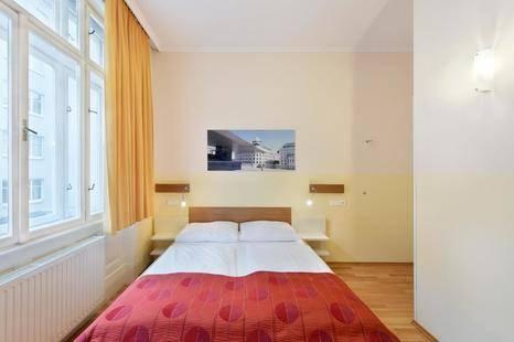 City Rooms Vienna Pension