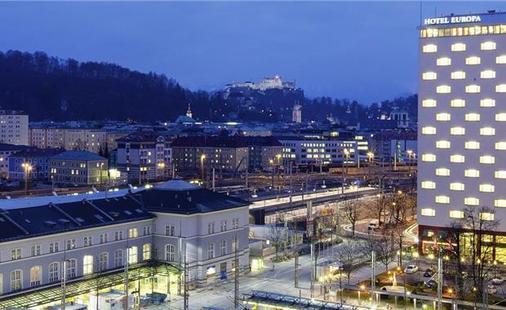 Europa Salzburg Austria Trend Hotel