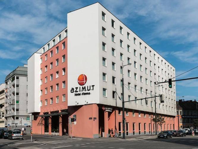 Azimut Hotel Vienna (Ex. Azimut Delta Hotel)