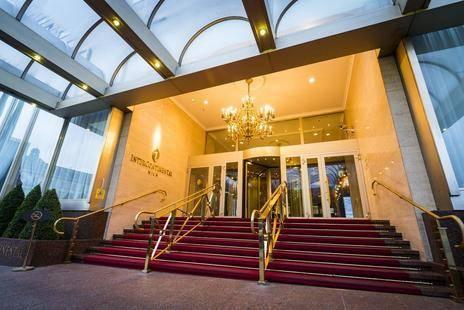 Intercontinental Hotel Vienna