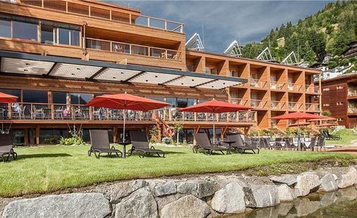 Freiberg Seevilla Hotel