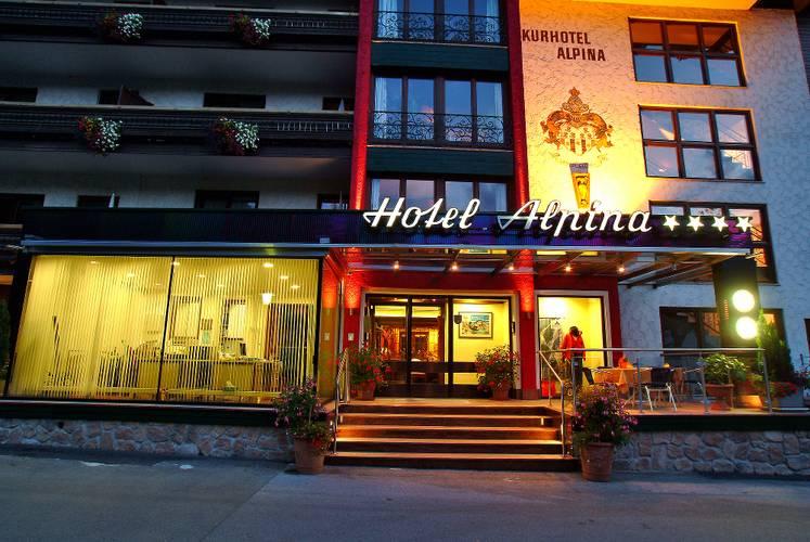 Alpina Kur Und Sporthotel