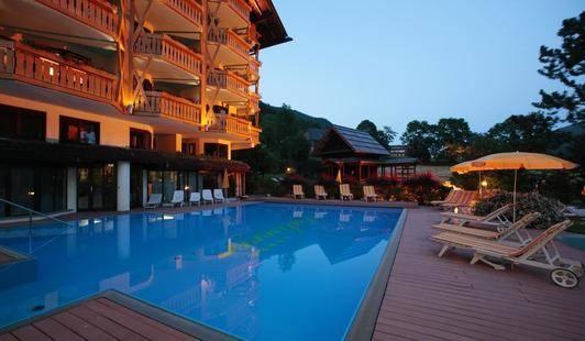 Pulverer Thermenwelt Hotel