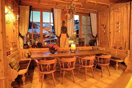 Stammhaus Wolf Im Alpine Palace Hotel