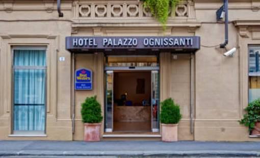 Best Western Hotel Palazzo Ognissanti