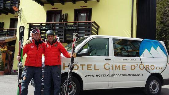 Cime D'Oro Hotel