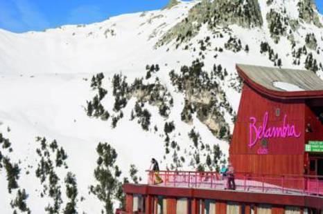 L'Aiguille Rouge Belambra Club Hotel