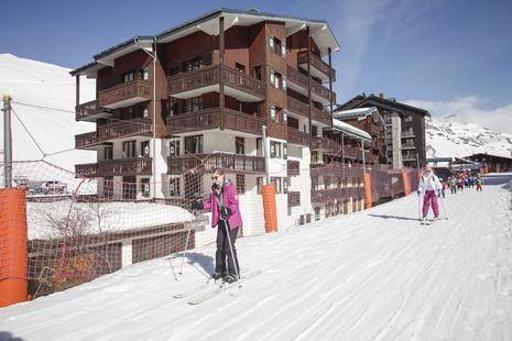 Le Rond Point Des Pistes Odalys Residence