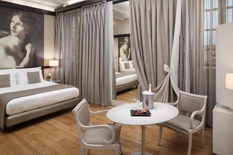 Gran Melia Rome Hotel